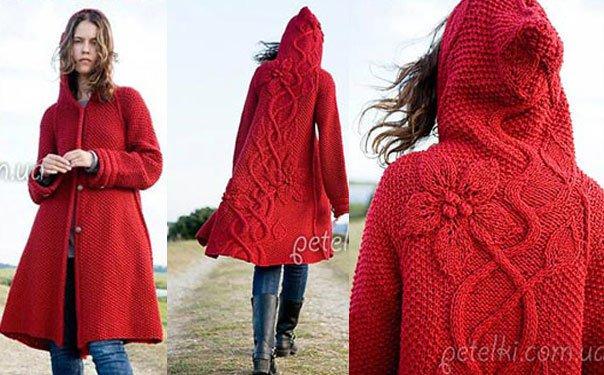 пальто с капюшоном женское длинное где выбрать в москве