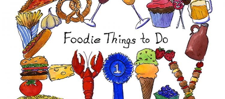 UPDATED List of #foodie things to do this weekend & beyond in #NJ >> https://t.co/DTR6IYRrVH https://t.co/5SCEaAVIKX