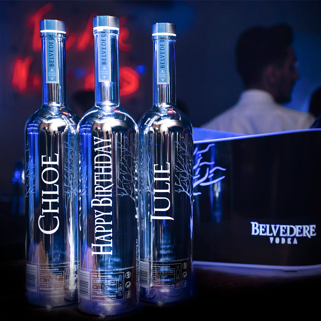 Belvedere Vodka On Twitter The Ultimate Birthday Present Goals