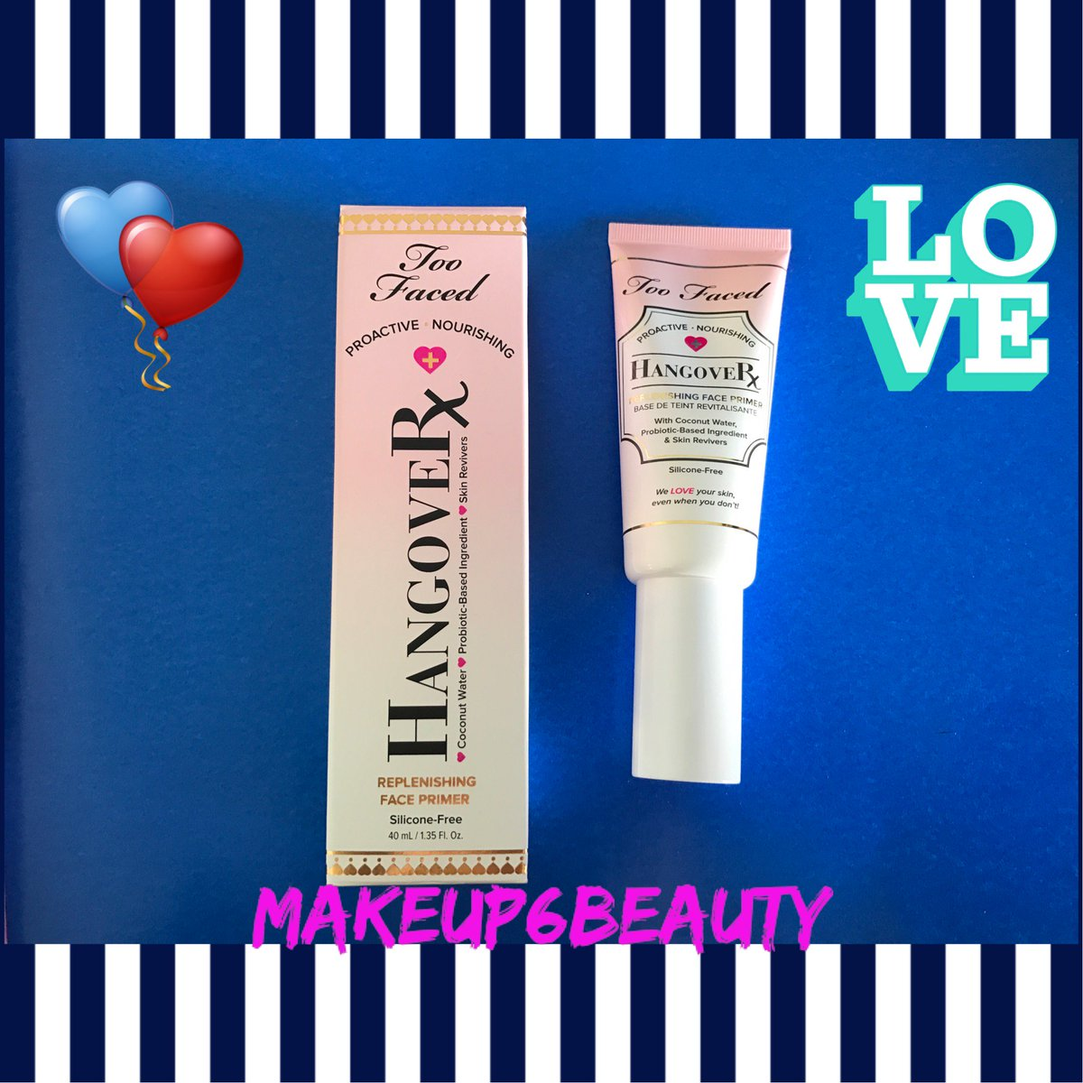 Post primer @TooFaced disponible @sephora_spain #sephora #toofaced #blog #vlog #blogger #vlogger #makeuplove #makeup  https:// goo.gl/ZFy4zY  &nbsp;  <br>http://pic.twitter.com/THkvUELC5Q