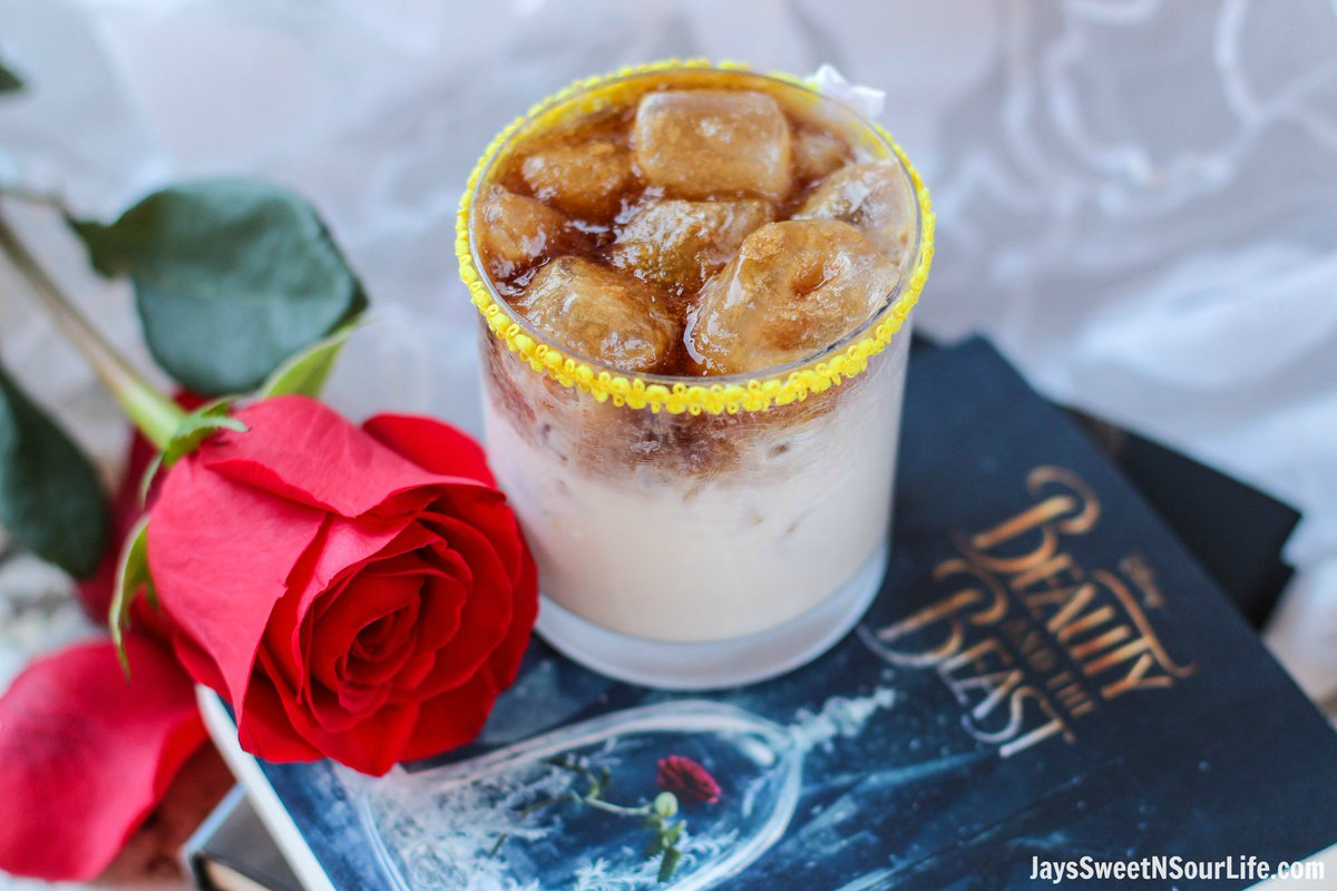 Beauty &amp; The Beast Cocktail - Adult Friendly &amp; perfect 4 Celebrating the BATB Movie Premier  http:// wp.me/p2mYyl-8Ql  &nbsp;   #disneyside #BeOurGuest <br>http://pic.twitter.com/tzgkPJDJtn