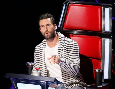 Watch the Stars of The Voice Wish Adam Levine a Very Happy Birthday - E! News -