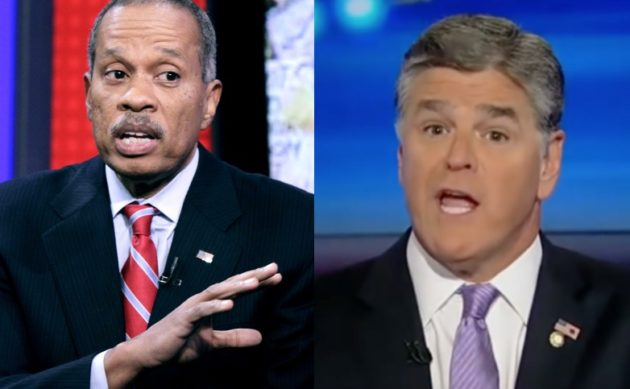 CNN reports Hannity pulled a gun on Juan Williams; Hannity fires back...