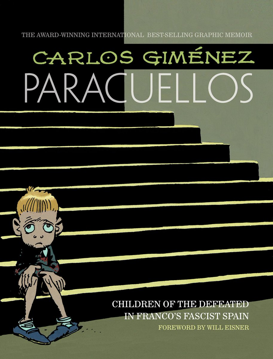Guillermo del toro on twitter do yourself a favor and buy today guillermo del toro on twitter do yourself a favor and buy today the wonderful paracuellos by carlos gimnez published by the titan idw solutioingenieria Choice Image