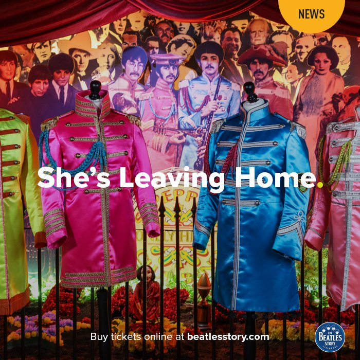 The Beatles began recording 'She's Leaving Home' on this day in 1967:...
