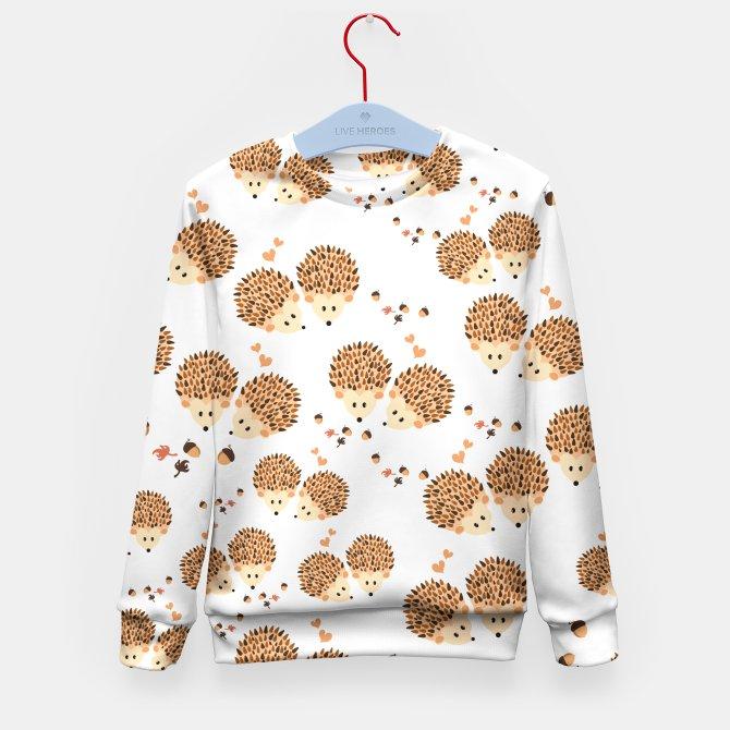 Hedgehogs in autumn   http:// buff.ly/2nfb5AT  &nbsp;   #sweater #kids #hedgehog #hedgehogs #animals #pattern #liveheroes #cartoon @live_heroes<br>http://pic.twitter.com/9FjgaC39Iz