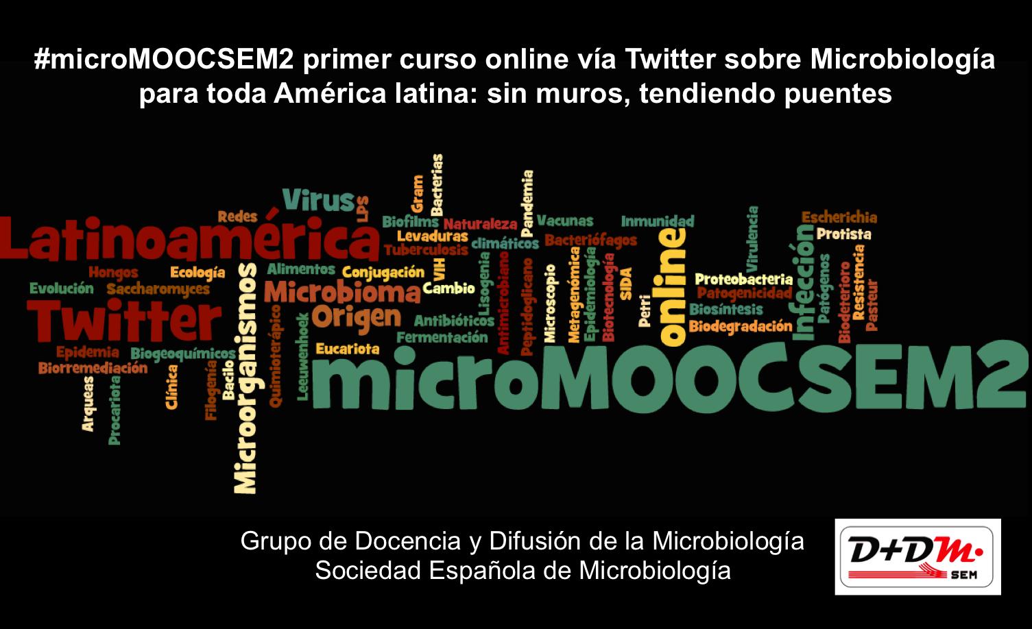 ¡Saludos desde México! #microMOOCSEM2 Recuerda un tuit por minuto durante unos 30 minutos. ¡RT, Like & comparte! https://t.co/ZD0eZwH0OU