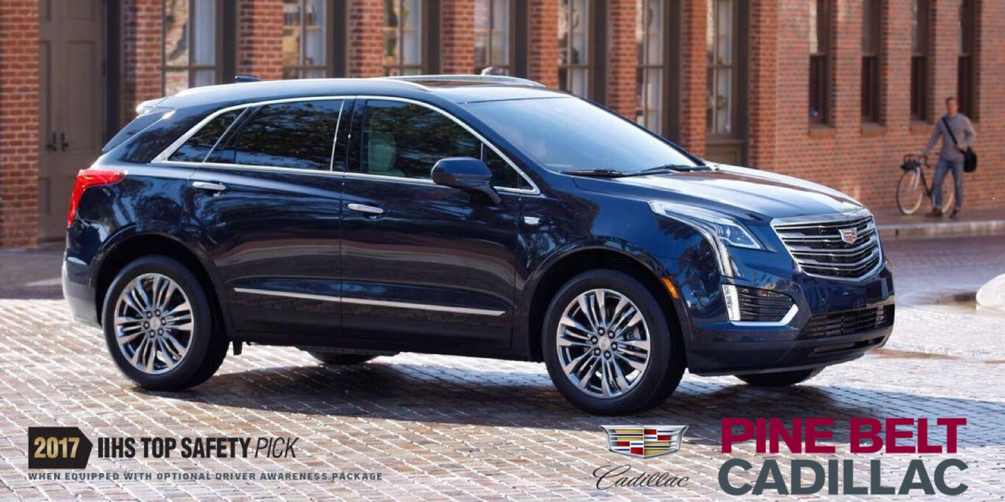 Pine Belt Cadillac >> Pine Belt Cadillac On Twitter As Safe As It Is Stylish The 2017
