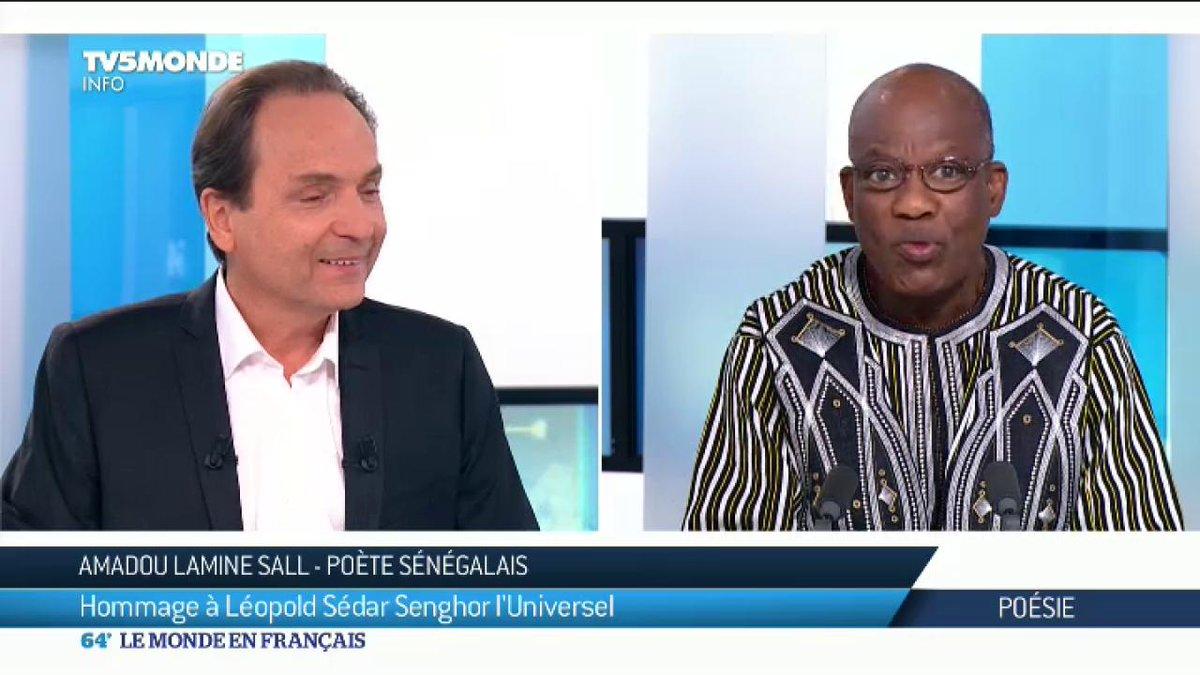Amadou Lamine Sall Poésie Morte Amadou Lamine Sall
