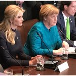 Honored to join @realDonaldTrump, Chancellor Merkel and CEOs of US and German companies in a robust discussion on #WorkforceDevelopment