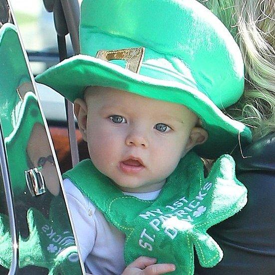 Flashback to my lil leprechaun. Happy St. Paddy's! https://t.co/ZWZWFQ...