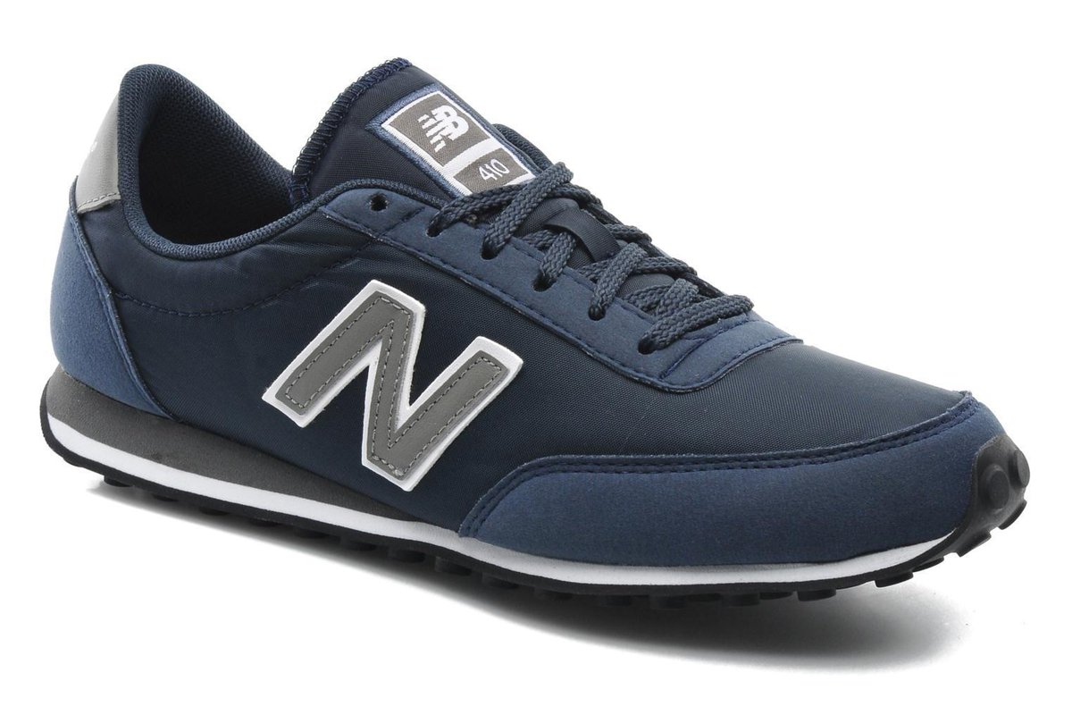Men&#39;s New Balance U410 Low rise Trainers in Blue #Sarenza #Fashion #Shoes #Bags #Deals -  https:// wp.me/p6RLYi-9Mo  &nbsp;  <br>http://pic.twitter.com/DwatUEIXUv