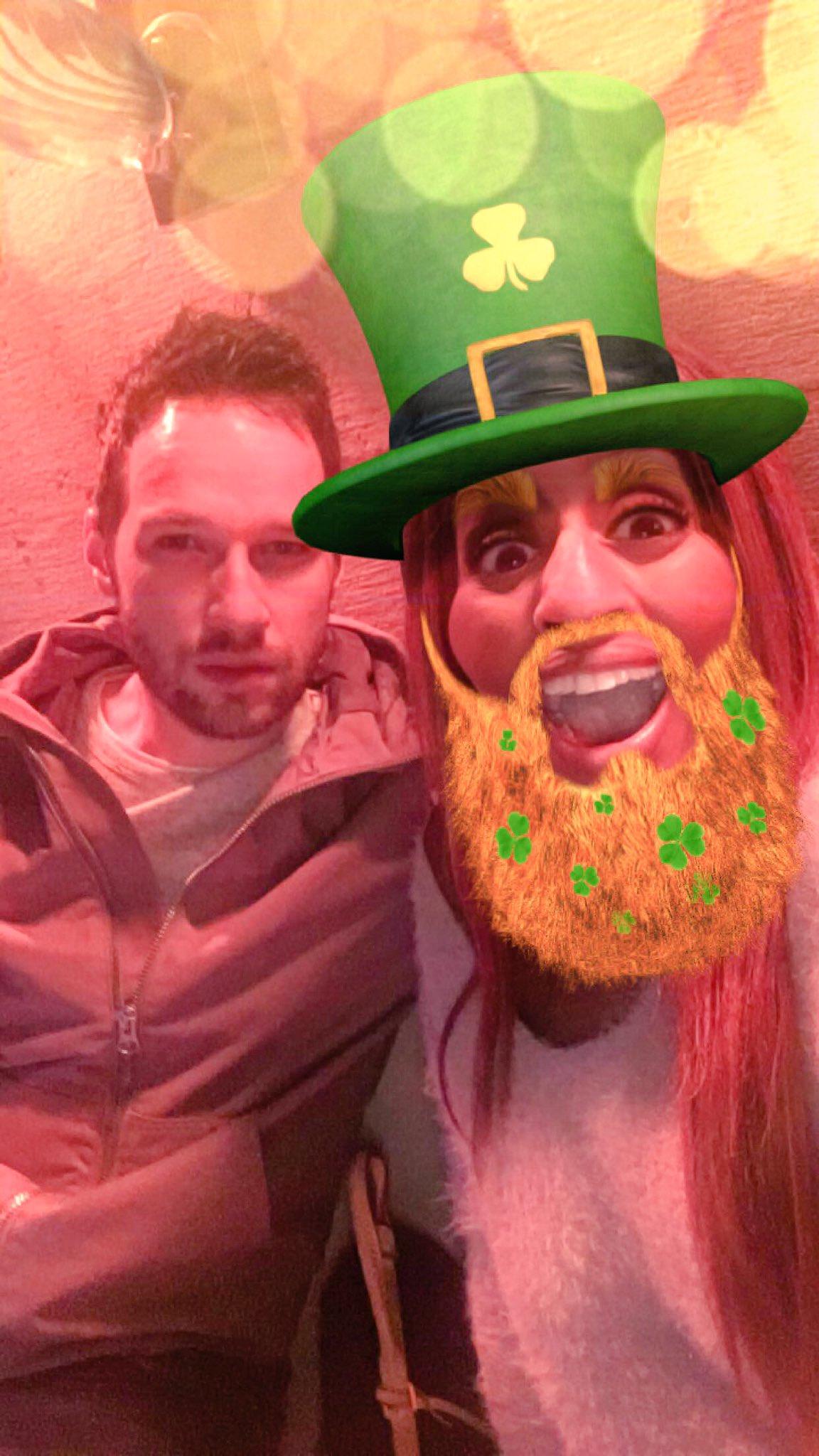 Happy St Paddy's Day!!! 🍀 🇮🇪 https://t.co/WqSFWuEueT