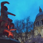 Image for the Tweet beginning: #TheBlitz Firefighters memorial  @LondonFire