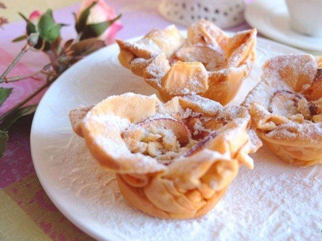 десерты из творога рецепты