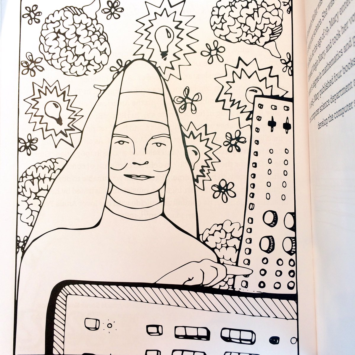 Co coloring book shop - We Re Particularly Fond Of This Radical Nuns Colouring Book Shop In Store At Https T Co 1p6nvkgjoc Https T Co Wedcrvzrfz