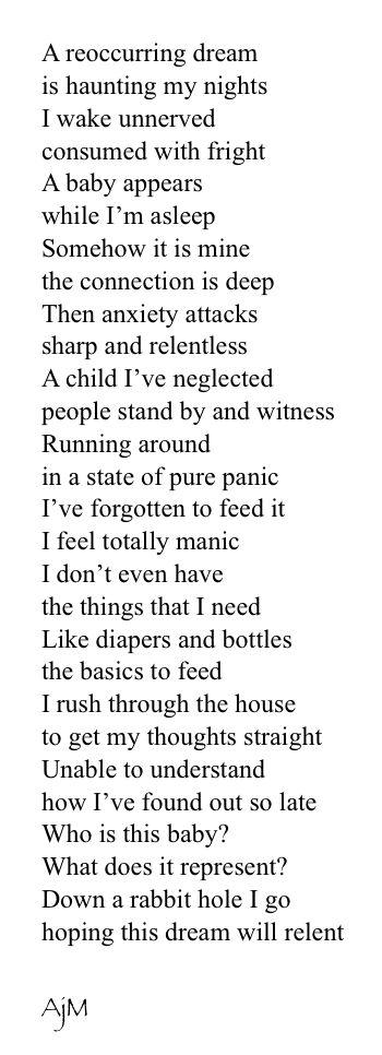 #amwriting #poem #poetry #writerslife #fridayreads #nightmare https://...