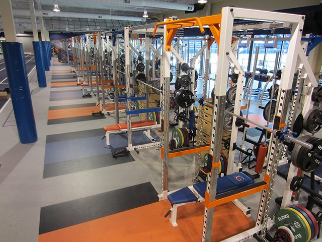 Bishop Gorman Weight Room | www.pixshark.com - Images ...