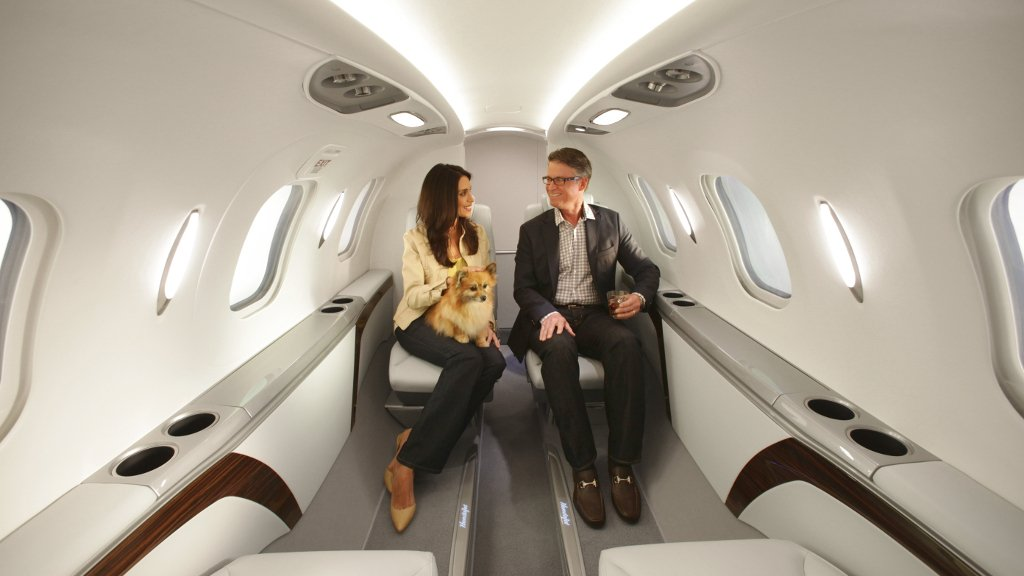 Honda Aircraft Co On Twitter Quot Hondajet Cabin Provides