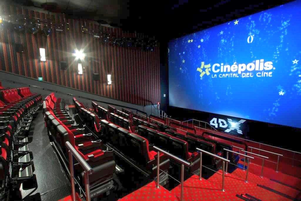Retailreport tampico rftampico twitter for Sala 4d cinepolis