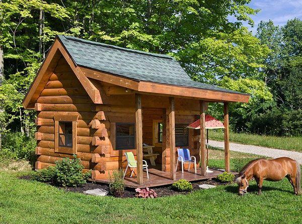 Case si gradini on twitter casute de gradina 24 de for Case in stile ranch in stile log cabin