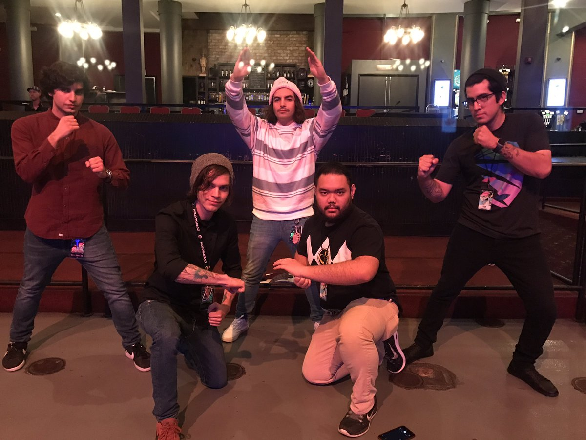 Chon on twitter us pretending to be power rangers at meet and chon on twitter us pretending to be power rangers at meet and greet today playing our hometown san diego tonight m4hsunfo