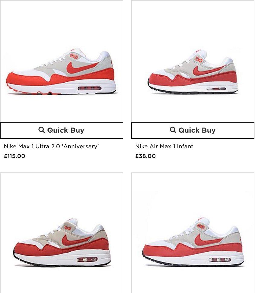 quality design b0210 dab1c SOLE LINKS on Twitter