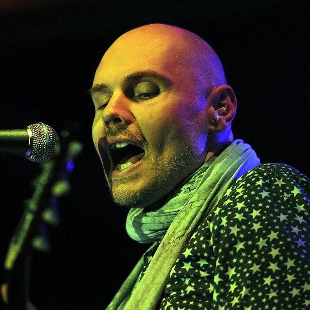 A Happy Birthday to Corgan. He\s 50 years old today!