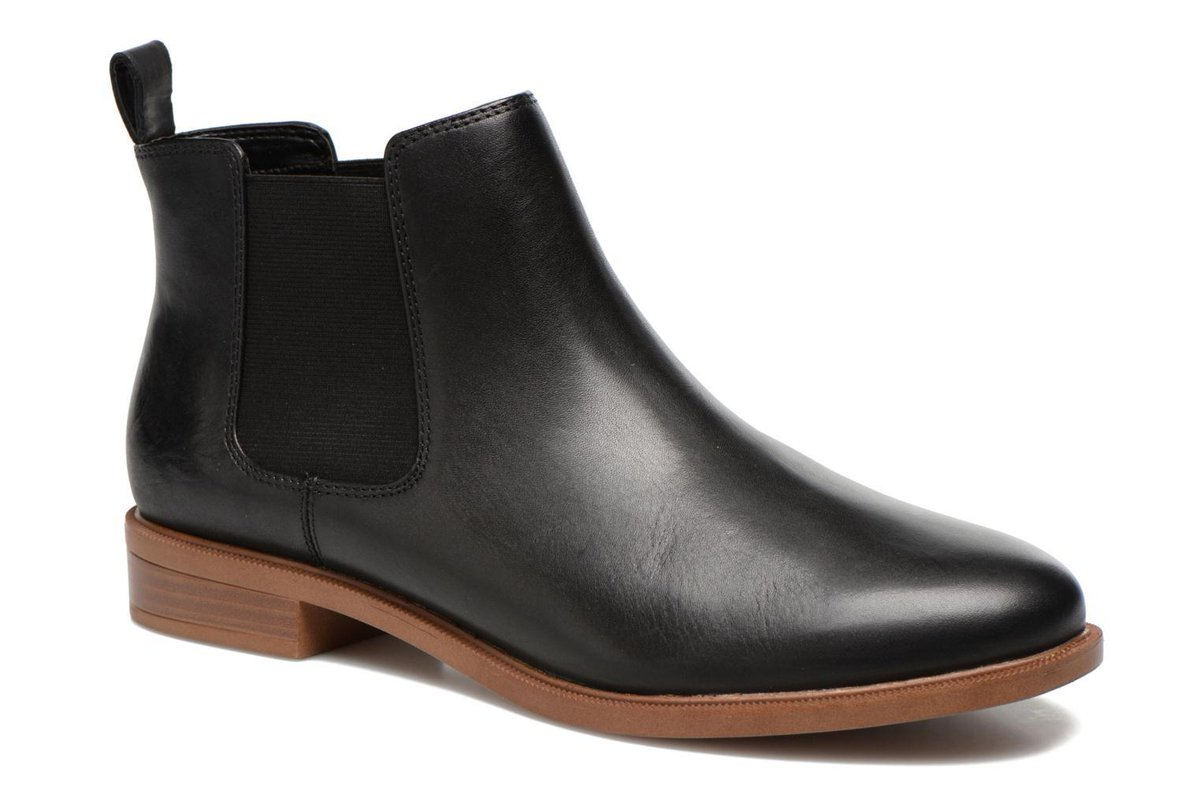 Women&#39;s Clarks Taylor Shine Ankle Boots in Black #Sarenza #Fashion #Shoes #Bags #Deals -  http:// wp.me/p6RLYi-9N4  &nbsp;  <br>http://pic.twitter.com/SOFp54mBuZ