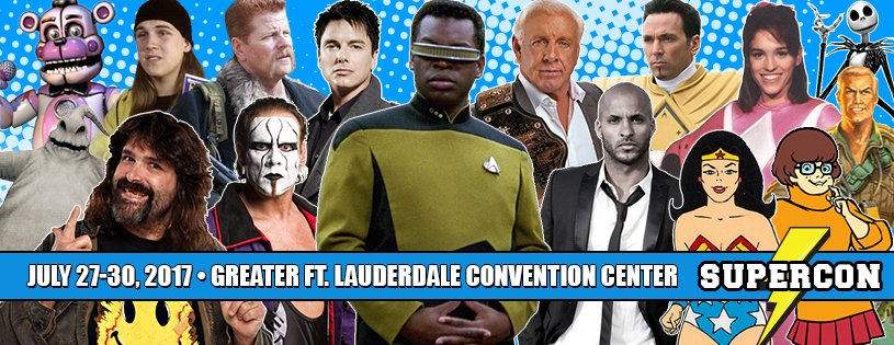 Florida Supercon on Twitter: