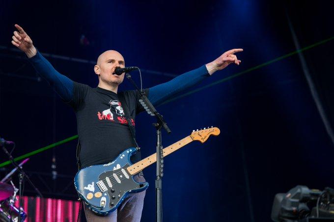 Happy birthday to Billy Corgan of Smashing Pumpkins!