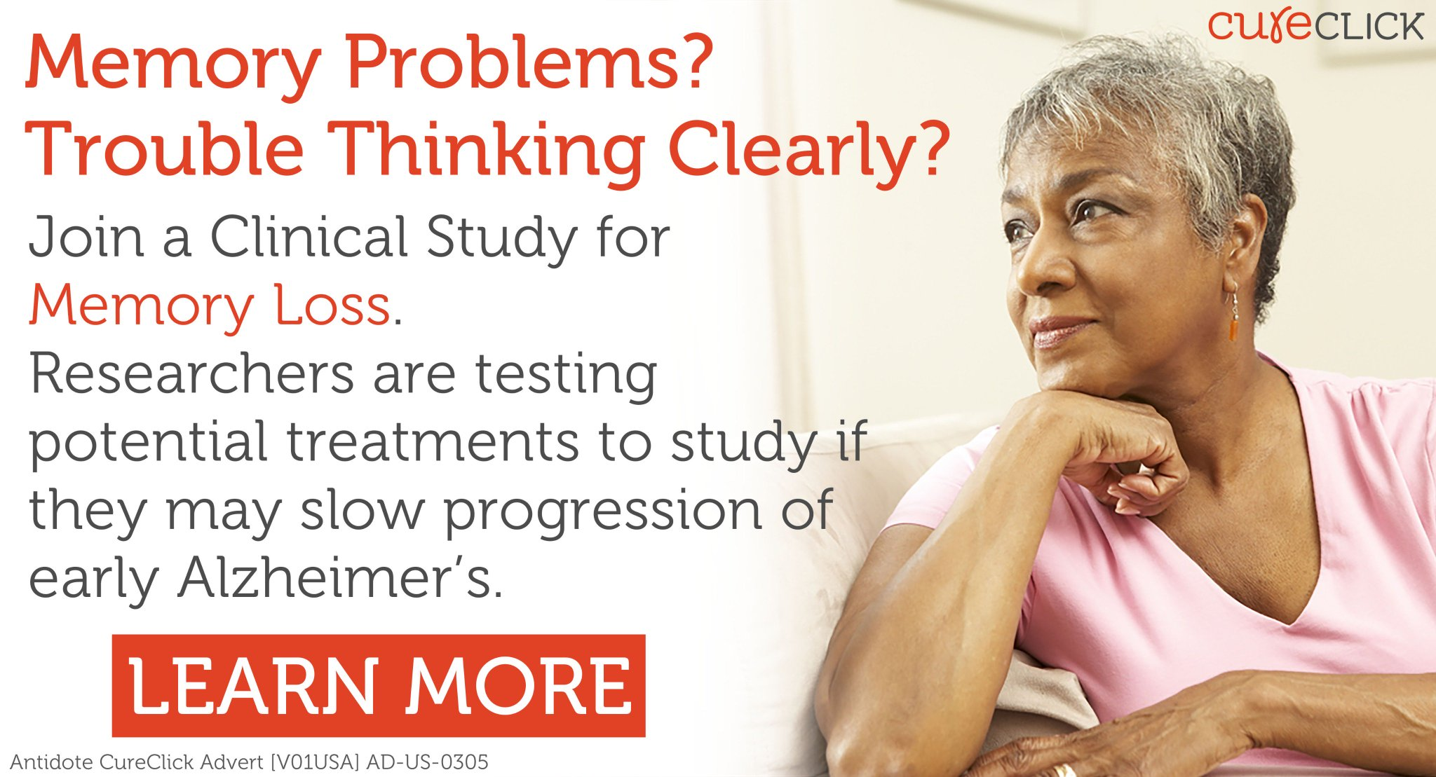 Loved one experiencing #MemoryLoss or #Forgetfulness? Clinical Study now enrolling. https://t.co/D3xtE486q6 https://t.co/oT4MXEYyYC