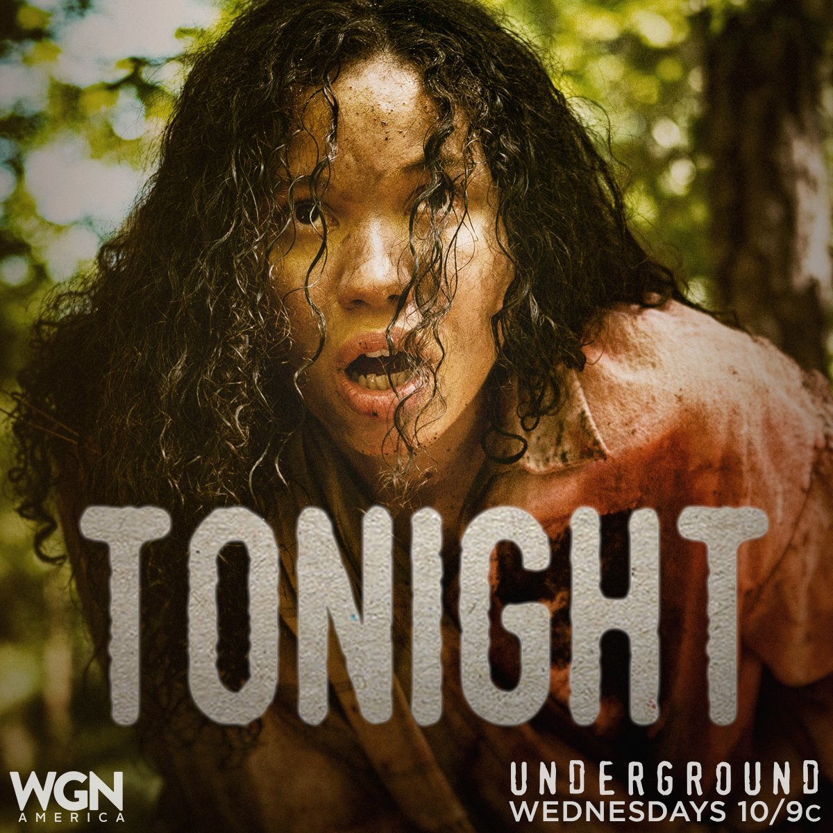 The battle for freedom continues! Don't miss an ALL NEW #UndergroundWG...