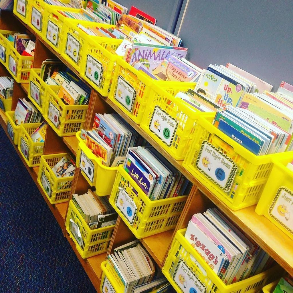 I love when all of my books are back in the correct tubs! Ready for Monday! #reading #leve…  http:// ift.tt/2mT3QfD  &nbsp;  <br>http://pic.twitter.com/RwPMqOS3Xq