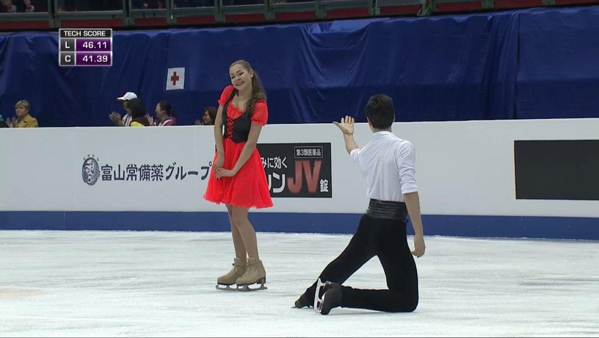 Анастасия Шпилевая - Григорий Смирнов/ танцы на льду - Страница 8 C7Lf2kEUwAAhcsZ