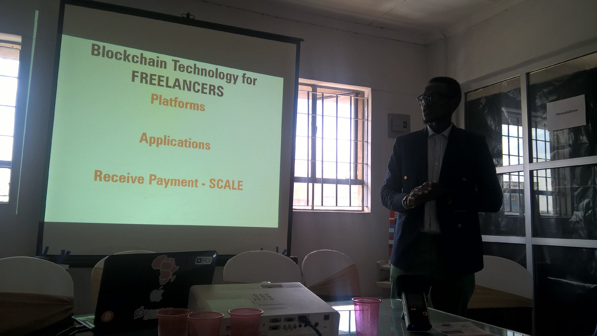 Bitcoin can be used for payment for freelancers #NyamaNaBitcoin #Bitcoin @BitHubAfrica https://t.co/T3XLvhRUel