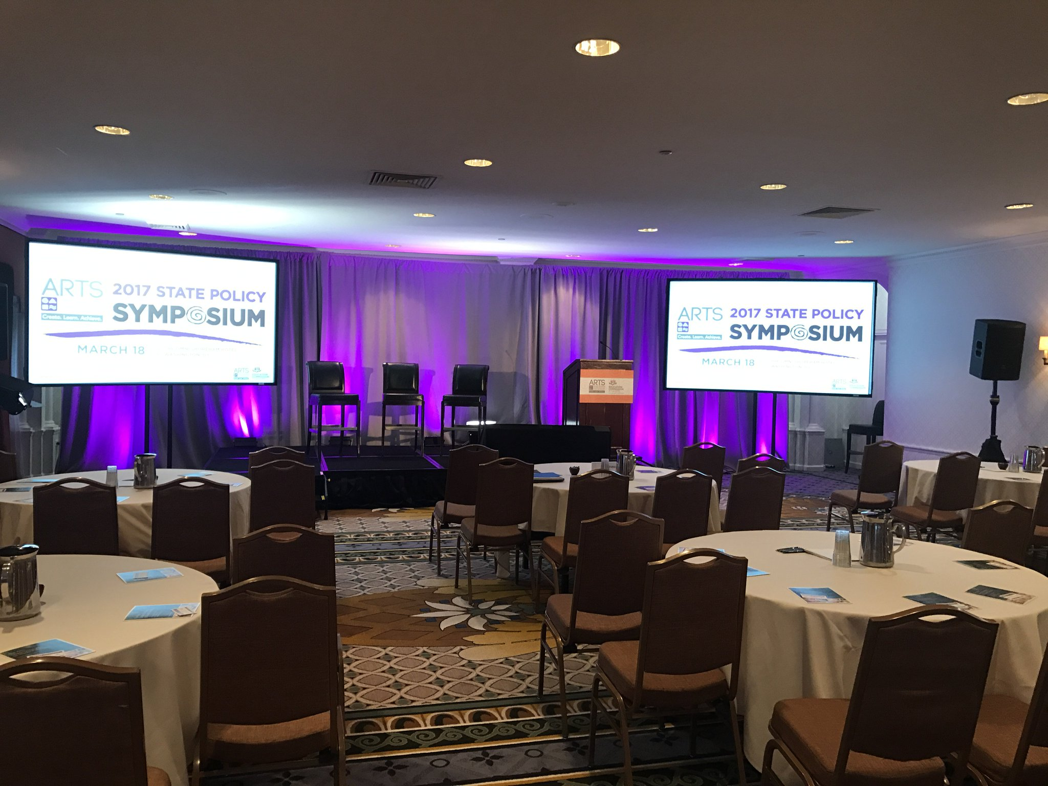 Getting ready to start the 2017 AEP State Policy Symposium in DC! Follow along with the conversation at #AEPSPS17 https://t.co/7aCrnMhU11