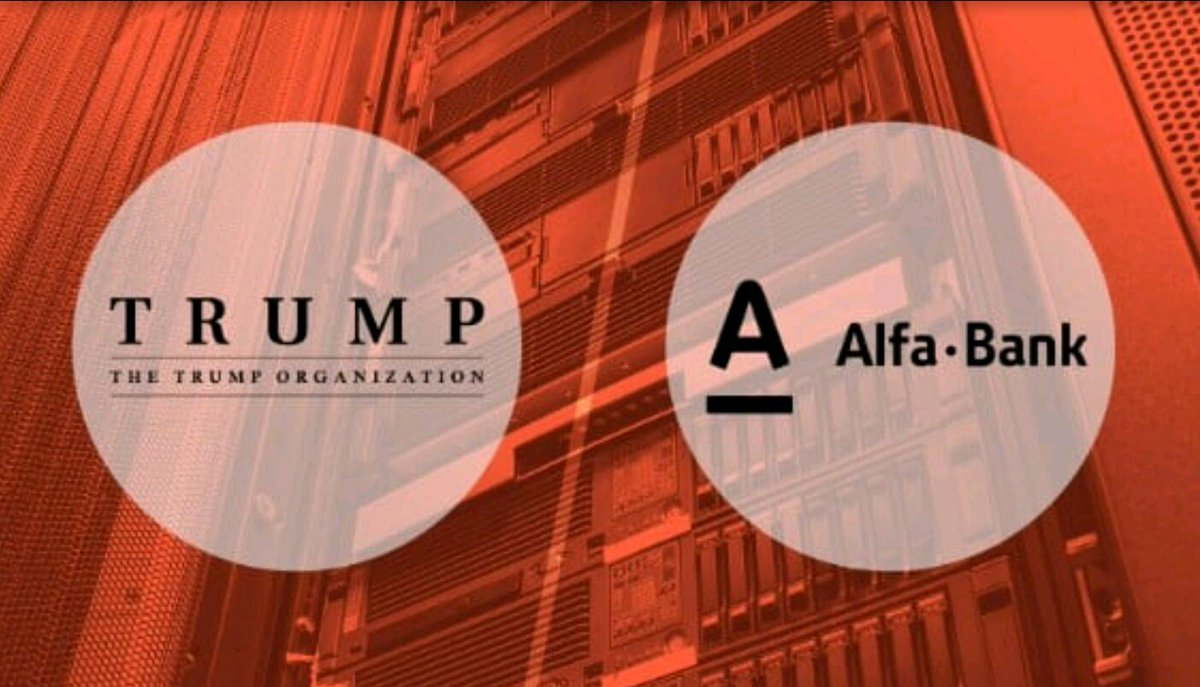 #Russia&#39;s Alfa Bank claims effort to frame it for connections to #Trump Organization  http://www. cnn.com/2017/03/17/pol itics/alfa-bank-trump-dns-hack/index.html &nbsp; …  <br>http://pic.twitter.com/mgCDQuPXEp