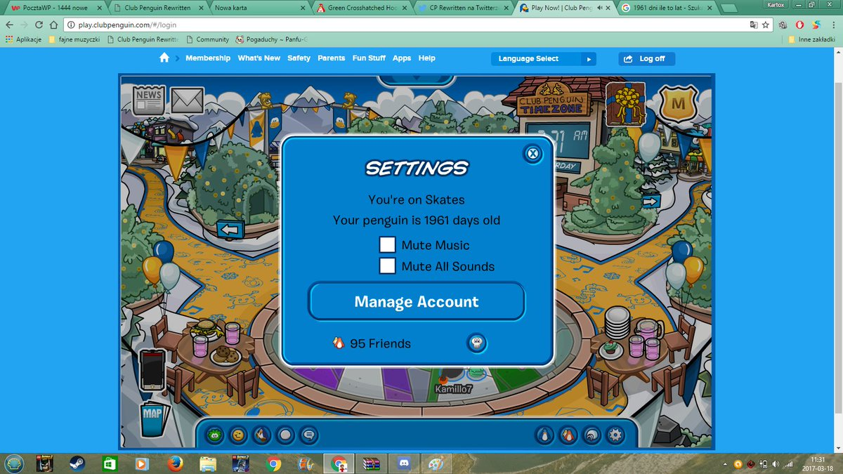 Club Penguin Rewritten على تويتر If You Opened A Support Ticket