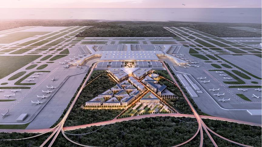 'İstanbul Airport City uluslararası yatırımcıları Türkiye'ye çekecek'...