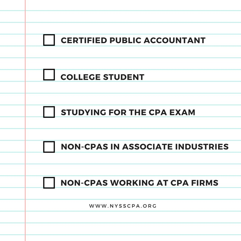 Nys Society Of Cpas On Twitter Which One Are You Nysscpa Cpa