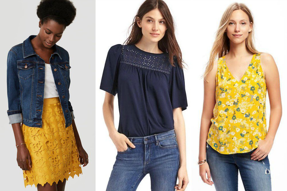 Spring #Fashion Picks... under $75! Most under $30. #wiw #ootd #fitfluential #aboutalook  http:// wp.me/p2GsP7-5Yy  &nbsp;  <br>http://pic.twitter.com/D34zoUz1Ky