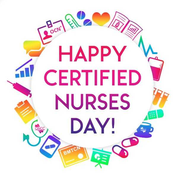 Oncc On Twitter To Every Certified Nursethank You For All You Do