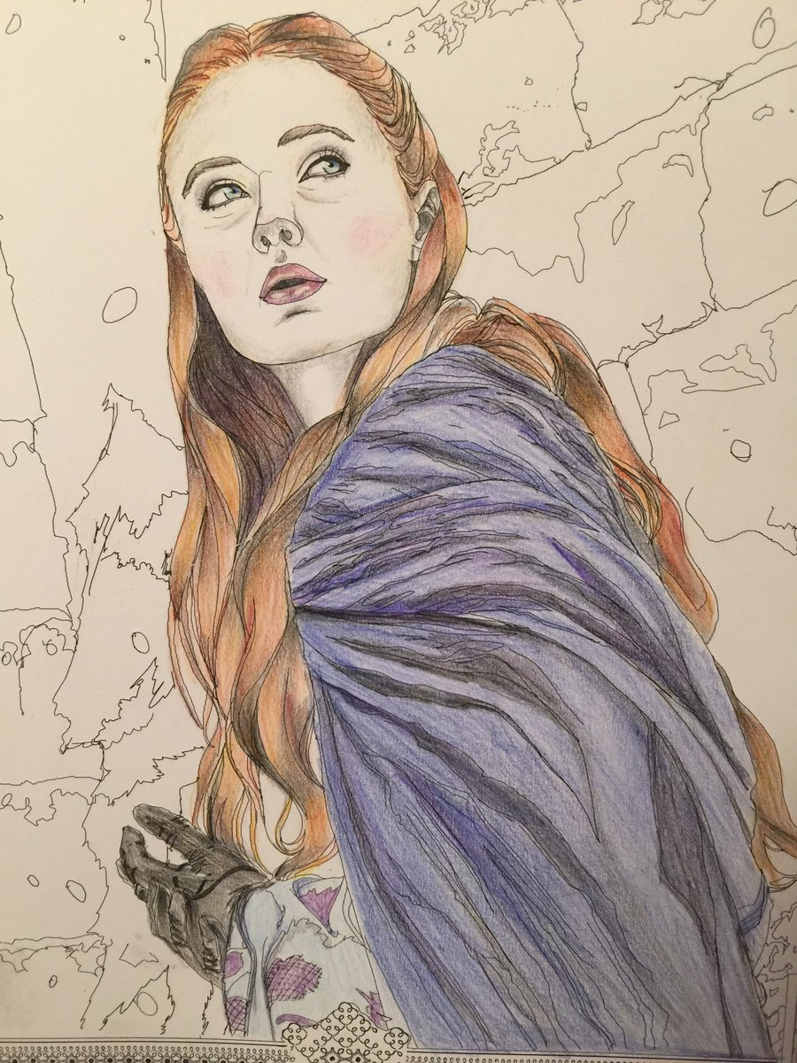 Bar Tube On Twitter Sansa Stark From The HBO Game Of Thrones