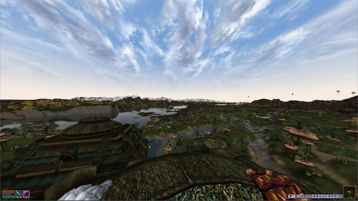 Open source game engine for Morrowind 'OpenMW' to gain