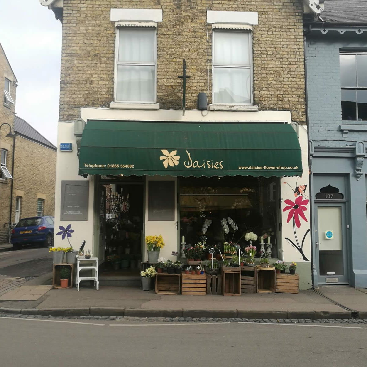 Daisies flower shop daisiesoxford twitter 0 replies 2 retweets 1 like izmirmasajfo