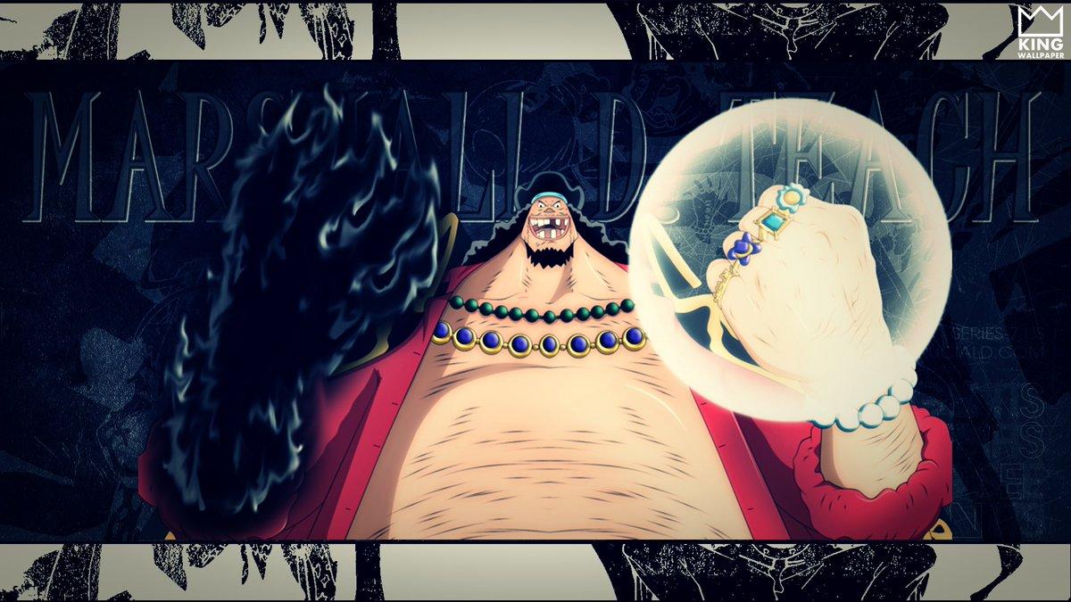 Blackbeard One Piece Wallpaper Hd Bang Tarom