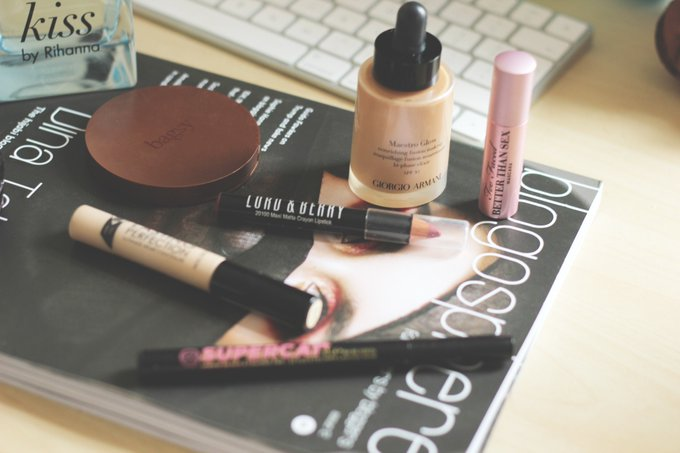 Products I Am Loving Right Now.