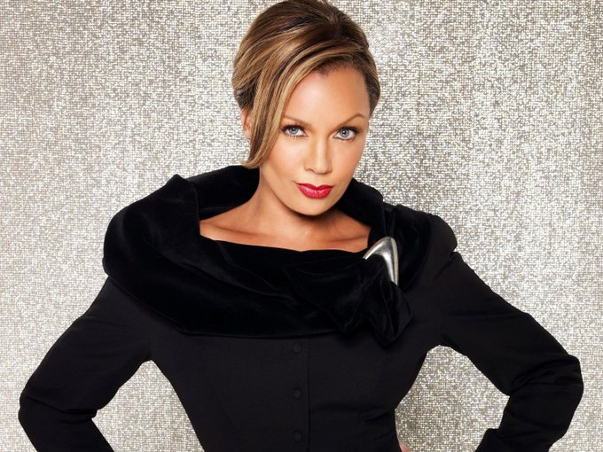 Happy birthday Vanessa Williams!  \95 winner for KISS OF THE SPIDER WOMAN