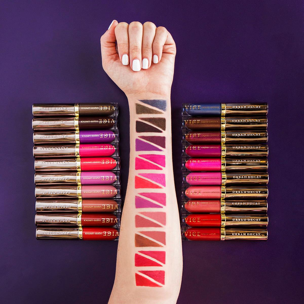 S.O.S! Feeling indecisive.  http:// bit.ly/2mDv7kh  &nbsp;   #LipstickIsMyVice #UrbanDecay<br>http://pic.twitter.com/hIPyLI83Y8
